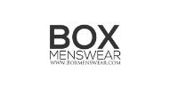Box Menswear coupons